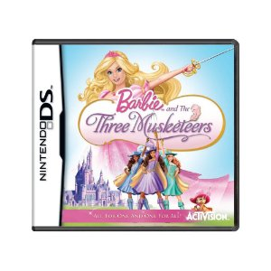 Jogo Barbie and the Three Musketeers - DS