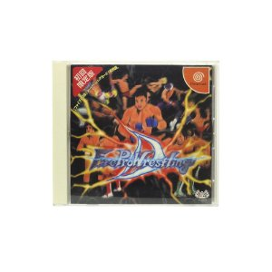 Jogo Fire ProWrestling D - DreamCast (Japonês)