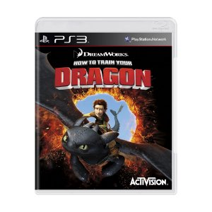 Jogo How to Train Your Dragon - PS3