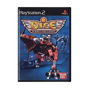 Jogo DICE: DNA Integrated Cybernetic Enterprises - PS2