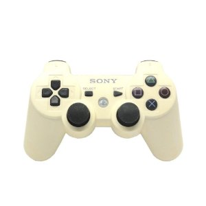 Controle Sony Dualshock 3 Bege - PS3