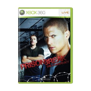 Jogo Prison Break: The Conspiracy - Xbox 360