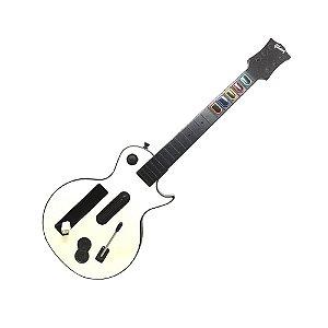 Guitarra Guitar Hero III: Legends of Rock - Wii