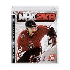 Jogo NHL 2K8 - PS3