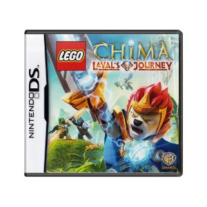 Jogo LEGO Legends of Chima: Laval's Journey - DS