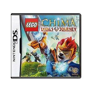 Jogo LEGO Legends of Chima: Laval's Journey - DS