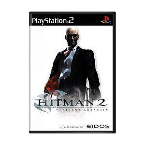 Jogo Hitman 2: Silent Assassin - PS2