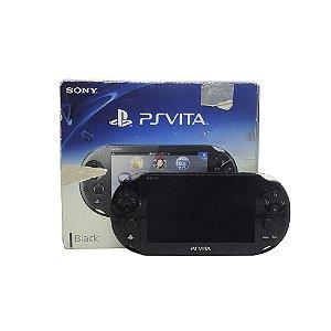 Console PlayStation Vita PCH-2006 - Sony