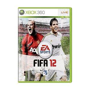 Jogo FIFA Soccer 12 - Xbox 360 (Japonês)