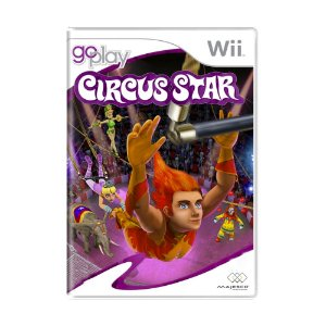 Jogo Go Play Circus Star - Wii