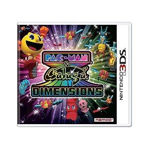 Jogo Pac-Man & Galaga Dimensions - 3DS