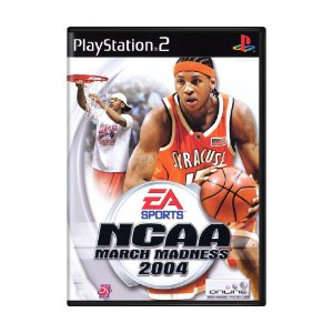 Jogo NCAA March Madness 2004 - PS2