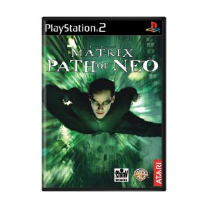 Jogo The Matrix: Path of Neo - PS2