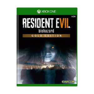 Jogo Resident Evil 7: Biohazard (Gold Edition) - Xbox One