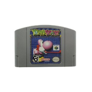 Jogo Yoshi's Story - N64