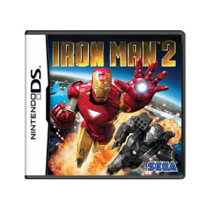 Jogo Iron Man 2 - DS
