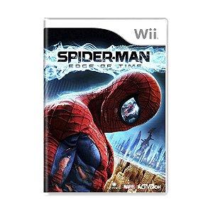 Jogo Spider-Man: Edge of Time - Wii