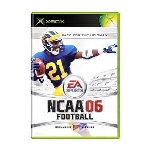 Jogo NCAA Football 06 - Xbox