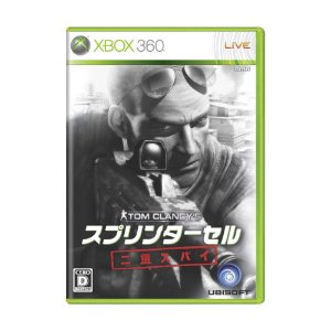 Jogo Tom Clancy's Splinter Cell Double Agent - Xbox 360 (Japonês)