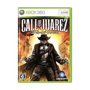 Jogo Call of Juarez - Xbox 360 (Japonês)