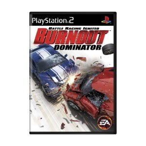 Jogo Burnout Dominator - PS2
