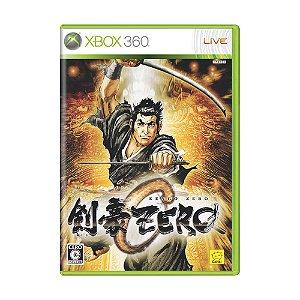 Jogo Kengo: Legend of the 9 - Xbox 360 (Japonês)