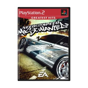 Jogo Need for Speed: Most Wanted - PS2