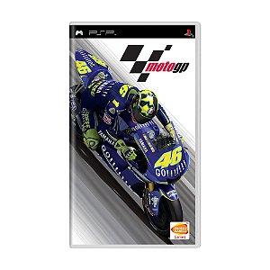 Jogo MotoGP - PSP