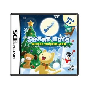 Jogo Smart Boy's: Winter Wonderland - DS