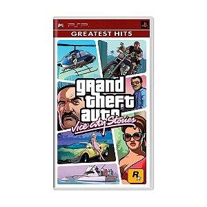 Jogo Grand Theft Auto: Vice City Stories - PSP