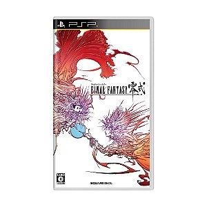 Jogo Final Fantasy Type-0 - PSP