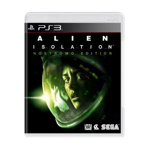 Jogo Alien Isolation (Nostromo Edition) - PS3