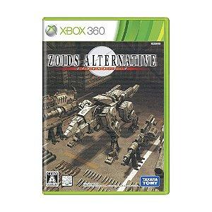 Jogo Zoids Alternative - Xbox 360 (Japonês)