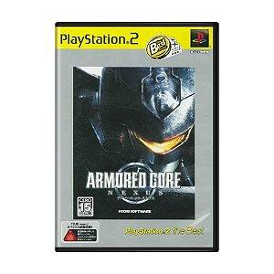 Jogo Armored Core: Nexus - PS2 (Japonês)