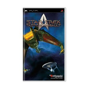 Jogo Star Trek: Tactical Assault - PSP