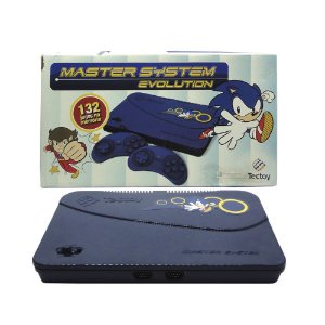 Console Master System Evolution - Tec Toy
