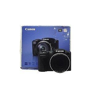 Câmera PowerShot SX500 IS - Canon