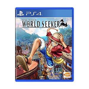 Jogo One Piece: World Seeker - PS4