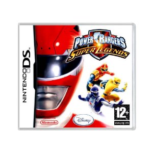 Jogo Power Rangers: Super Legends - DS (Europeu)