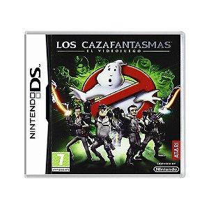 Jogo Los Cazafantasmas: El Videojuego - DS (Europeu)