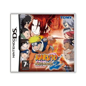 Jogo Naruto: Ninja Council 2 European Version - DS (Europeu)