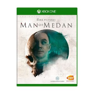 Jogo The Dark Pictures: Man of Medan - Xbox One