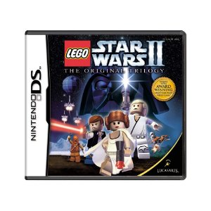 Jogo LEGO Star Wars II: The Original Trilogy - DS