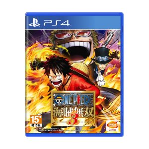 Jogo One Piece: Pirate Warriors 3 - PS4