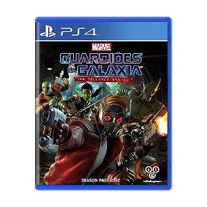 Jogo Guardiões da Galáxia: The Telltale Series - PS4