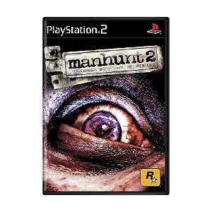 Jogo Manhunt 2 - PS2