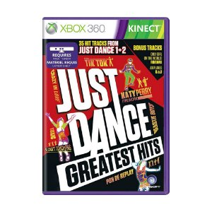 Jogo Just Dance: Greatest Hits - Xbox 360