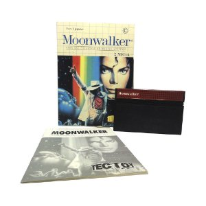 Jogo Moonwalker - Master System