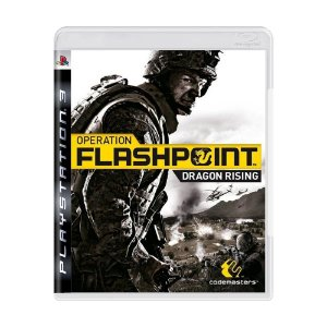 Jogo Operation Flashpoint: Dragon Rising - PS3
