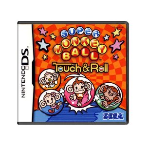 Jogo Super Monkey Ball: Touch & Roll - DS